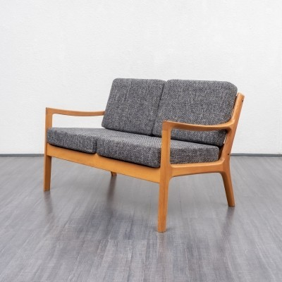 'Senator 166' 2-seater sofa by Ole Wanscher for France & Son, 1960s