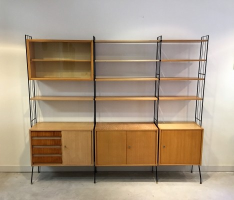 Vintage wall unit, 1960s