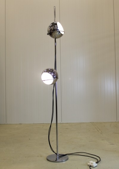 Floor lamp by Gebroeders Posthuma for Gepo, 1960s