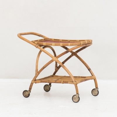 Trolley by Rohé Noordwolde, Dutch design 1960