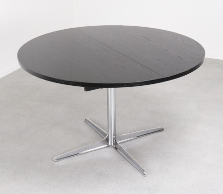 Extendable dining table by Tecta, 1970s