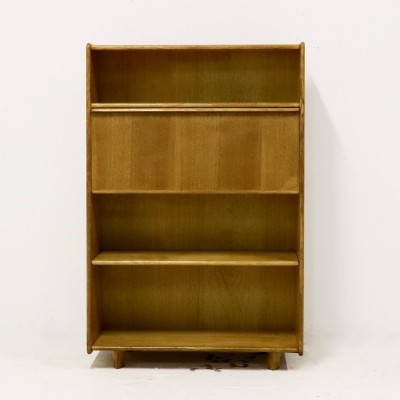 Pastoe BE04 Oak Series Secretary Cabinet by Cees Braakman, 1940s