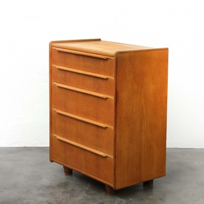 Eikenserie chest of drawers by Cees Braakman for Pastoe, 1950s
