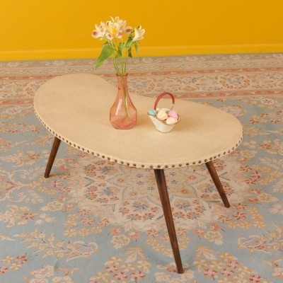 German kidney-shaped-table from the 1950s