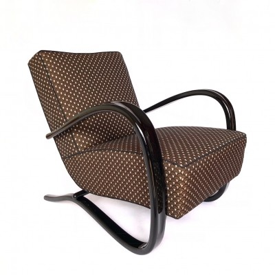 Halabala streamline lounge armchair