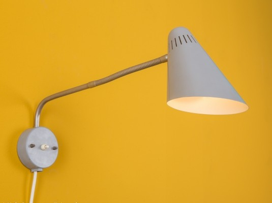 Wall lamp by Kaiser Idell, 1950s
