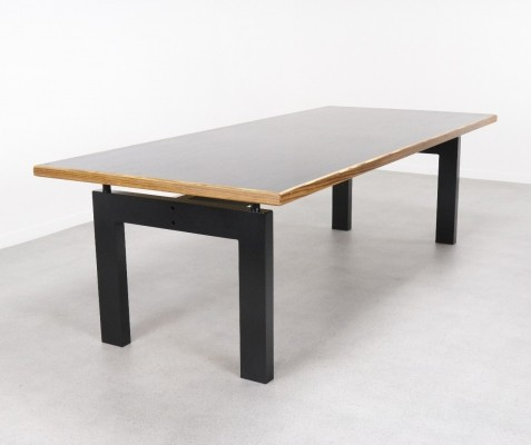 Large conference / dining table, 1970s