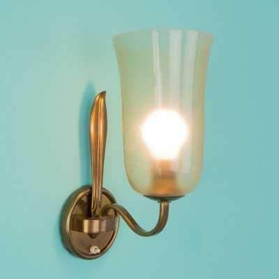 Wall lamp from the 1930s/1940s
