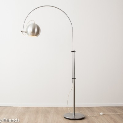 Dutch arc lamp by Gepo from the 1960s