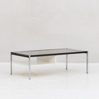 Coffee table by Coen De Vries for Gispen, Dutch design 1960