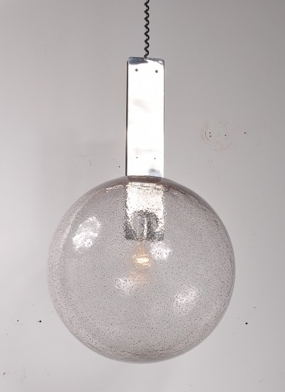 Sfera Pulegoso hanging lamp by Tobia Scarpa for Flos, 1960s