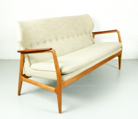 Vintage sofa by Aksel Bender Madsen for Bovenkamp, 1950s