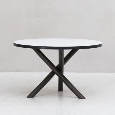 Dining table by Martin Visser for t'Spectrum, Dutch design 1960