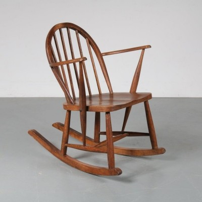 Vintage rocking chair, 1940s