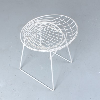 Stool by Cees Braakman for Pastoe, 1950s