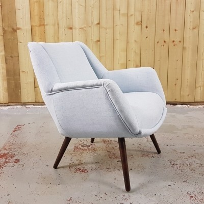 Mid Century Club Chair, 1960s