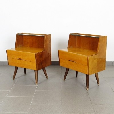 Pair of vintage cabinets, 1960s