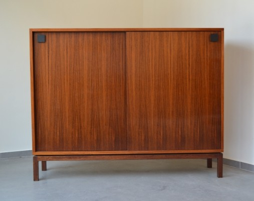 Rosewood storage cabinet by Alfred Hendrickx for Belform, Belgium 1960s