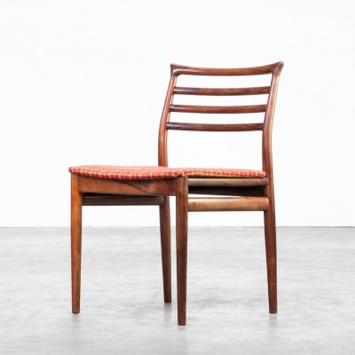 Dining chair by Erling Torvits for Sorø Stolefabrik, 1960s