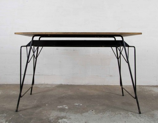 Writing desk by Willy van der Meeren for Tubax, 1950s
