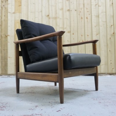 Edmund Homa Mid Century Armchair from 1960's