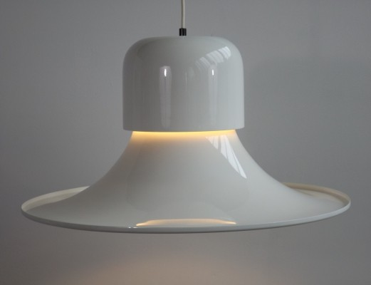 The Hat hanging lamp by Joe Colombo for Stilnovo, 1970s