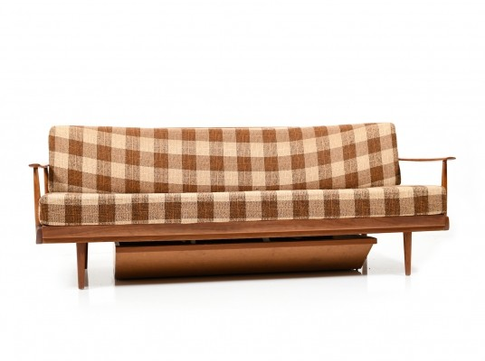 1950's Daybed by Knoll Antimott