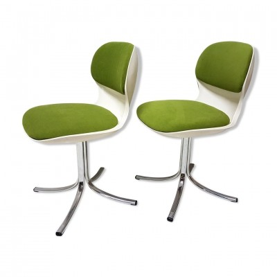 Model 7105 space age office chair by Martin Stoll for Giroflex