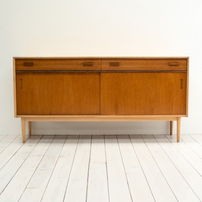 1950s G Plan Teak & Oak Sideboard