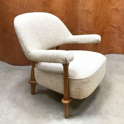 Model 109 arm chair by Theo Ruth for Artifort, 1950s