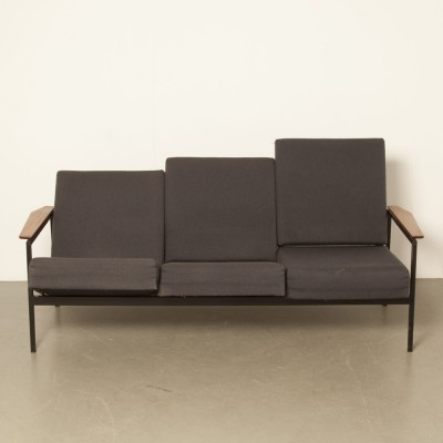 Adjustable 3-seater Sofa by Rob Parry for De Ster Gelderland