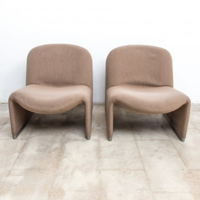 Alky chairs by Giancarlo Piretti