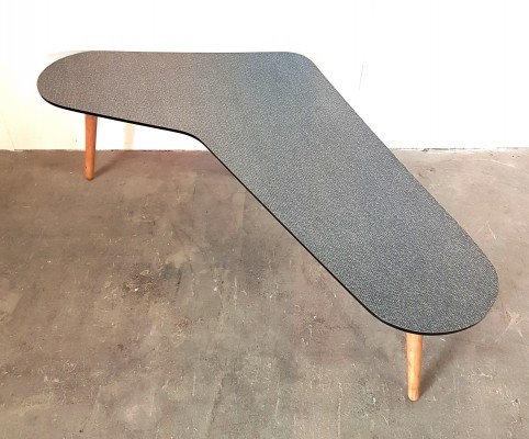 Bovenkamp boomerang coffee table, 1950s