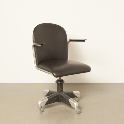Model 356 PQ office chair by Christoffel Hoffmann for Gispen, 1950s