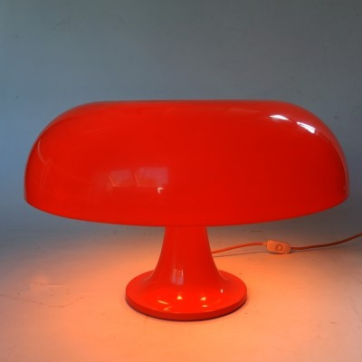 Vintage Nesso table lamp by Giancarlo Mattioli for Artemide, 1960s