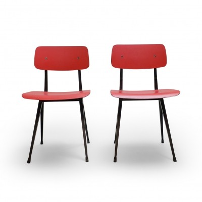 Pair of Friso Kramer Result Chairs