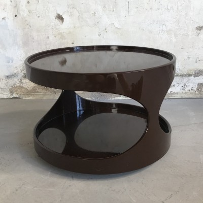 Space Age Sidetable by Erik van Buijtenen for Nebu, 1970s
