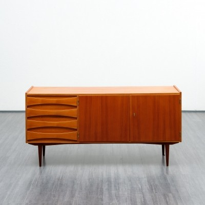 Small 1960s sideboard in teak