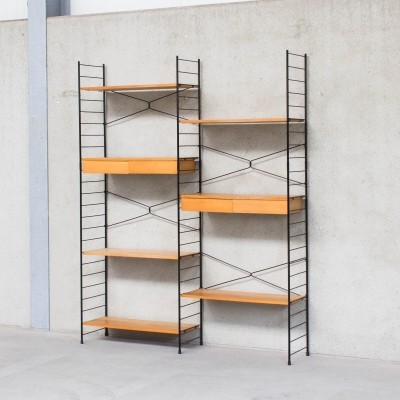 Wall unit with shelves & drawers by WHB Germany