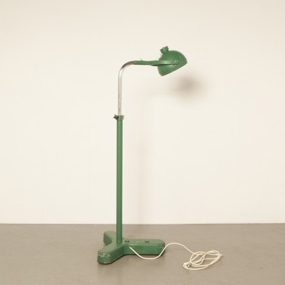 Model 38600 floor lamp by Carl Zeiss for Jena, 1950s