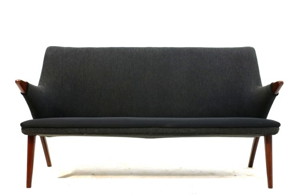 Two-Seater Sofa by Svend Skipper for Skippers Møbler, 1960s