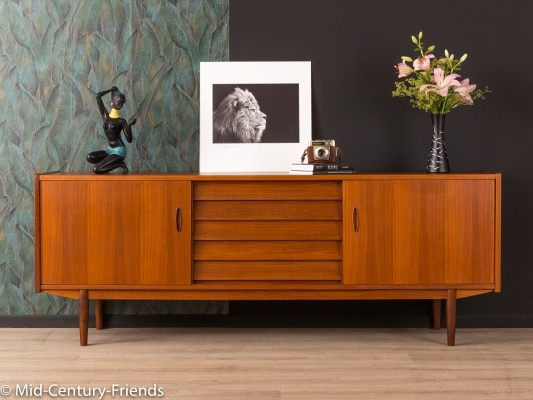 1950s Sideboard by Nils Jonsson for Hugo Troeds