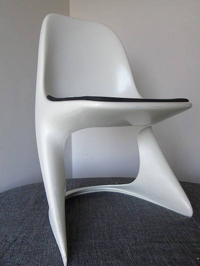 20 x Cassalino dinner chair by Alexander Begge for Casala, 1970s