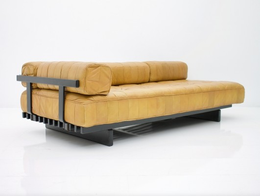 De Sede 'DS 80' Patchwork Daybed / Sofa
