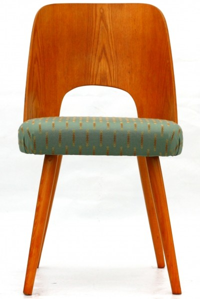 Dining chair by Oswald Haerdtl for TON, 1950s