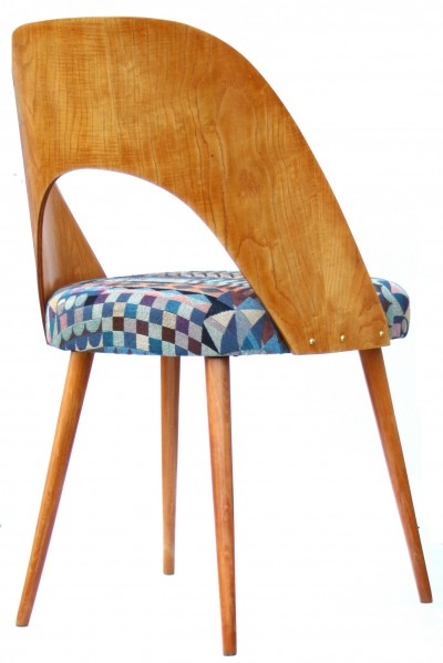Dinner chair by Antonín Šuman for Dřevopodnik ONV Písek, 1960s