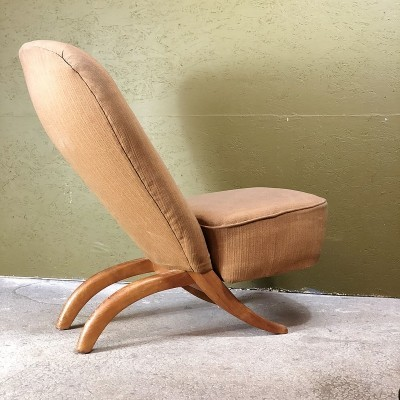 Artifort Congo chair by Theo Ruth, 50's