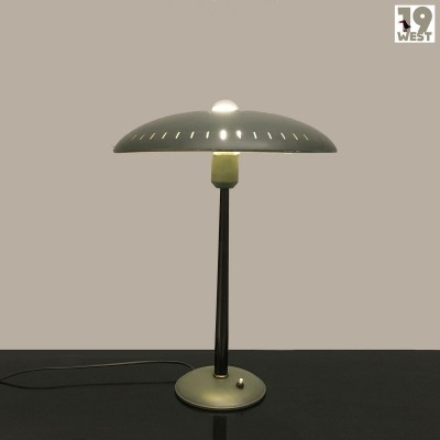 Large modernist table lamp by Louis Kalff for Philips