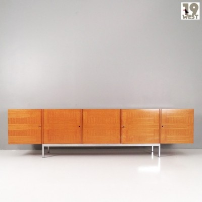 Large rosewood sideboard by Arthur Traulsen for WK Möbel