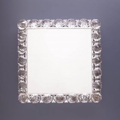 Backlit Mirror with Crystals by Palwa